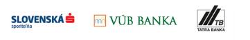 Podporované banky okamžitej platby